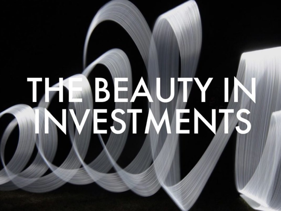 Beauty in Investments Blog Post Image