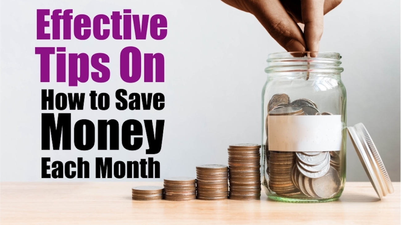 Effective Tips on How to Save Monthly Blog Post Image