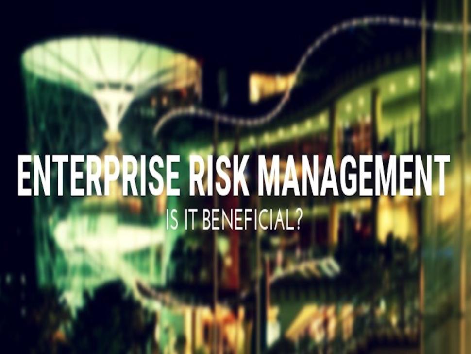 Benefits of Enterprise Risk Managment Blog Post Image