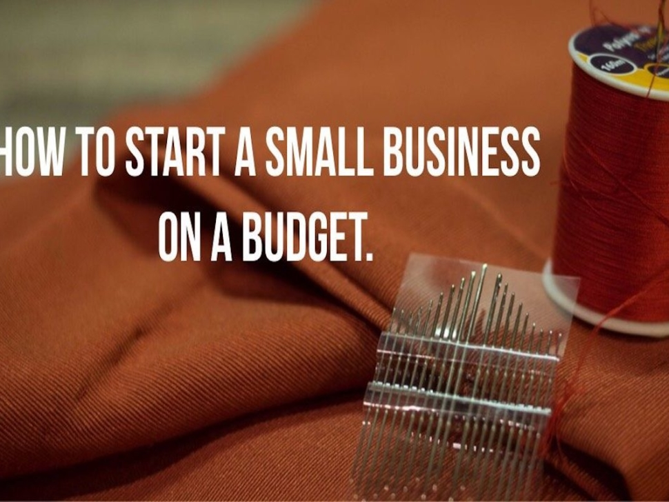 How to Start a Business on a Tight Budget Blog Post Image