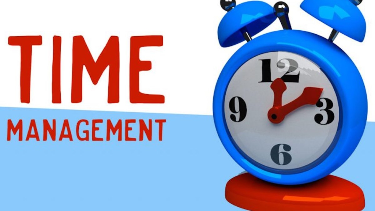 Time Management Blog Post Image